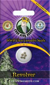 Revolver Autoflower Marijuana Seeds 162x274