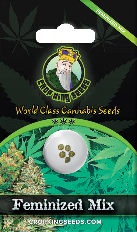 Auto Feminized Mix Marijuana Seeds