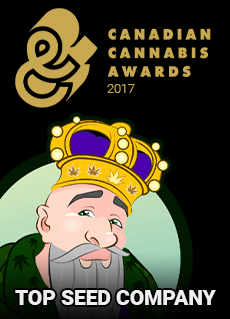 Crop King Seeds Award