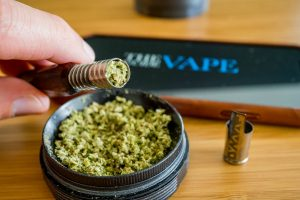 what to do with vaped weed