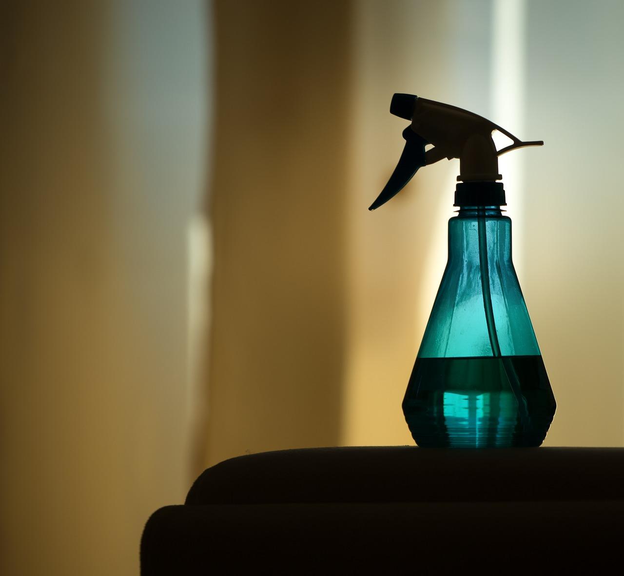 homemade spider mite spray